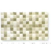 DOMINO MOSAICO TAUPE DECOR  33.3X55